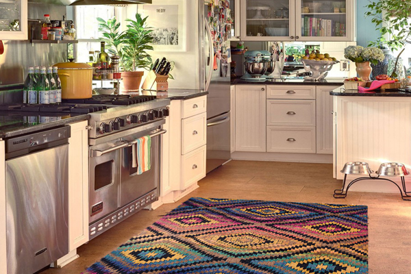 Modern Rugs for Kitchen with Free Shipping to USA and Canada